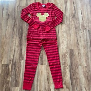 Hanna Andersson Disney Mickey Mouse Women's Set